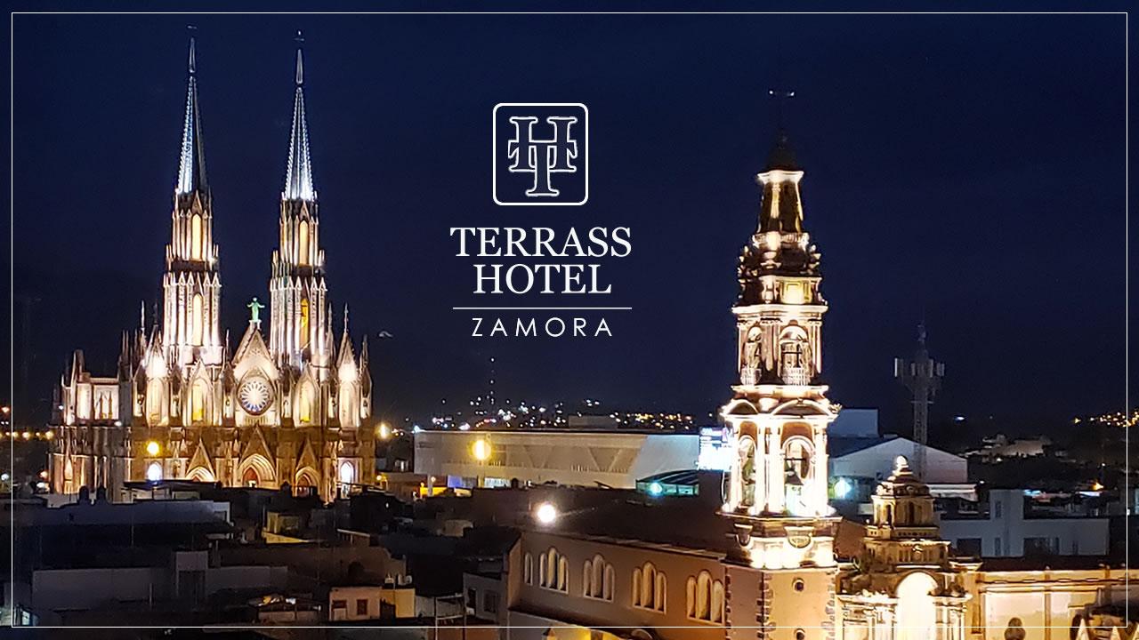 hotel con restaurante en Zamora